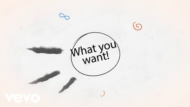 D'Banj What You Want Lyric Video