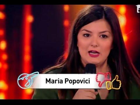 Maria Popovici ★ Câștigătoarea celui de al doilea sezon iUmor ツ