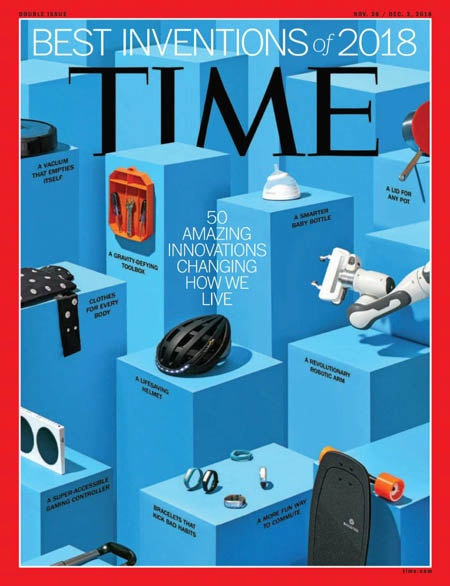 Time Magazine International Edition 11.26.2018