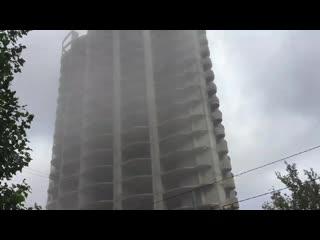 Пыль с недостроя Олимп накрыла ненавидимый прокуратором Марьельи город Королёв