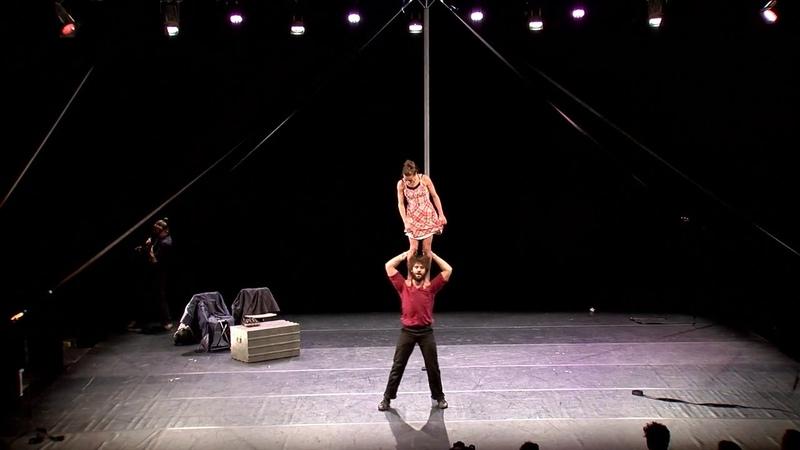 CIRCLE 2018 - Centre Régional des Arts du Cirque de Lomme @CIRCa Auch