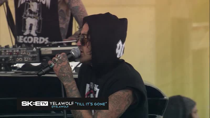 Yelawolf Till Its Gone Live perfomance From Soundset