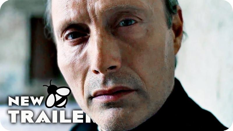 At Eternity's Gate Trailer 2018 Willem Dafoe Mads Mikkelsen Movie
