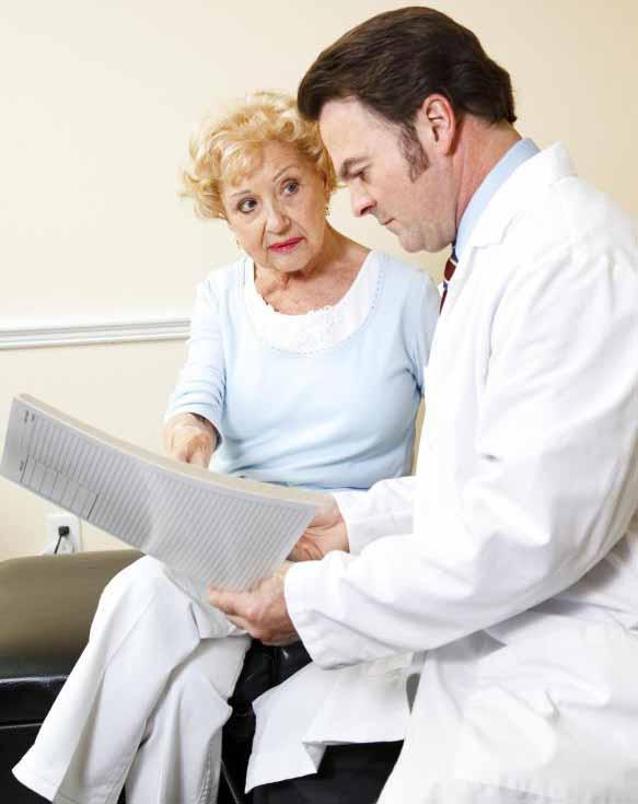 Каковы наиболее распространенные симптомы рака таза?