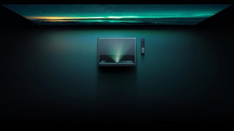 Xiaomi Laser projector4k Vava 4k Ultra Short Throw Laser Projector 1080P Lg Ph450ug