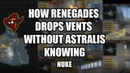 How Renegades Drops Vents Without Astralis Knowing Nuke IEM Katowice 2019