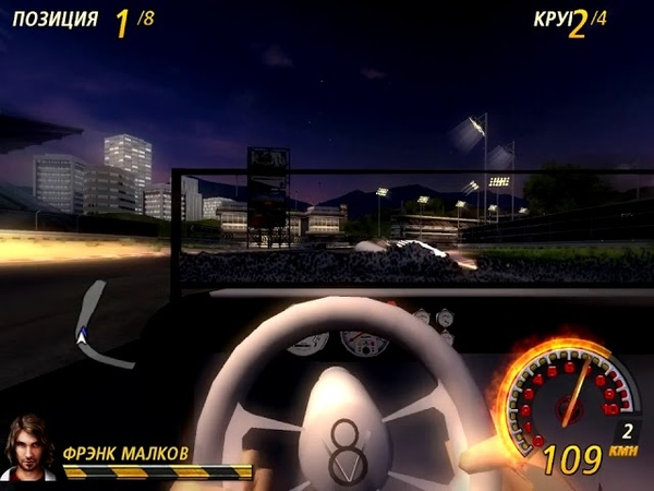 FlatOut 2. Most Wanted - 1923 T-Bucket - Riverbay Circuit 2