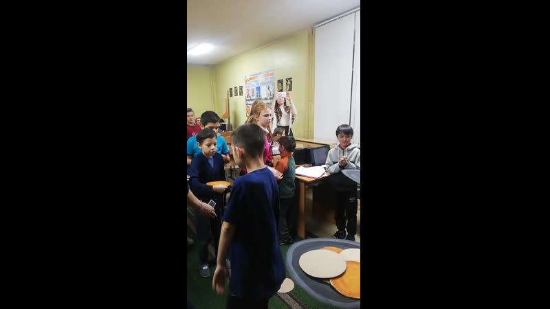 Мк Ирини проводит масленицу в школе интернате 06 03 19
