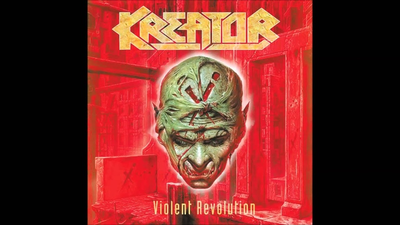 Kreator The Patriarch Violent Revolution 1080p