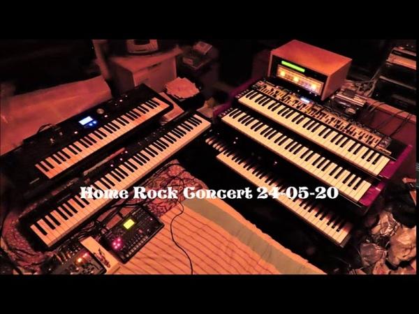 Viscount CM 100Nord C2DRoland VR 09 Pipe Organ Solo 1264 2