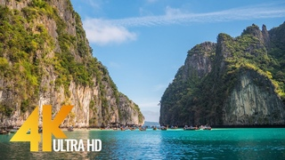 4K (Ultra HD) Around The World Film Thailand Islands - Travel Documentary