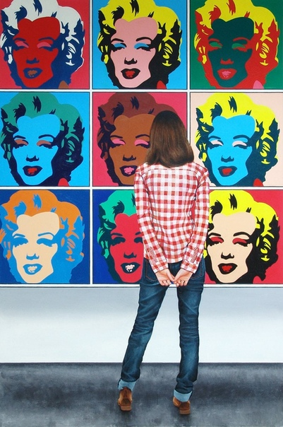 andy warhol paintings - HD770×1160