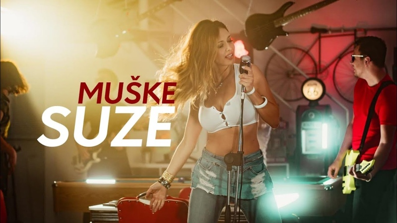 LIDIJA BACIC LILLE MUŠKE SUZE Official Video 2019