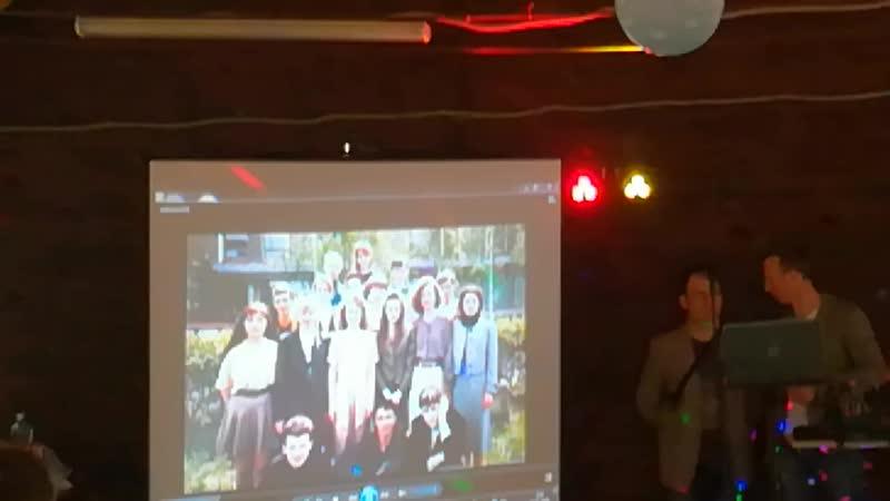 Вечер встречи выпускников социологического факультета АГУ, 20 лет, фото 1994-1999