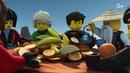 Истории Монастыря Кружитцу Мастер класс LEGO Ninjago