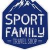 Sport Family магазин ярких путешествий