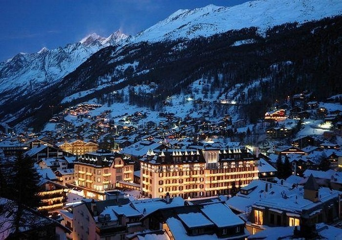 Великолепных места для проведения зимнего отпуска, изображение №6