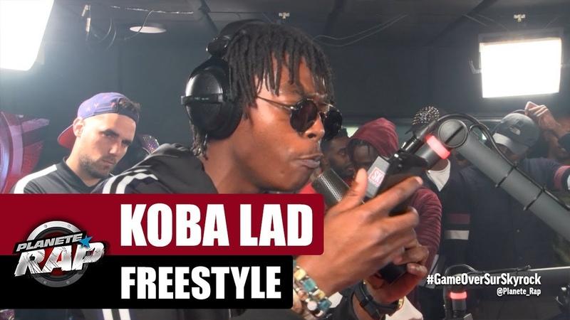 Koba LaD - Freestyle PlanèteRap