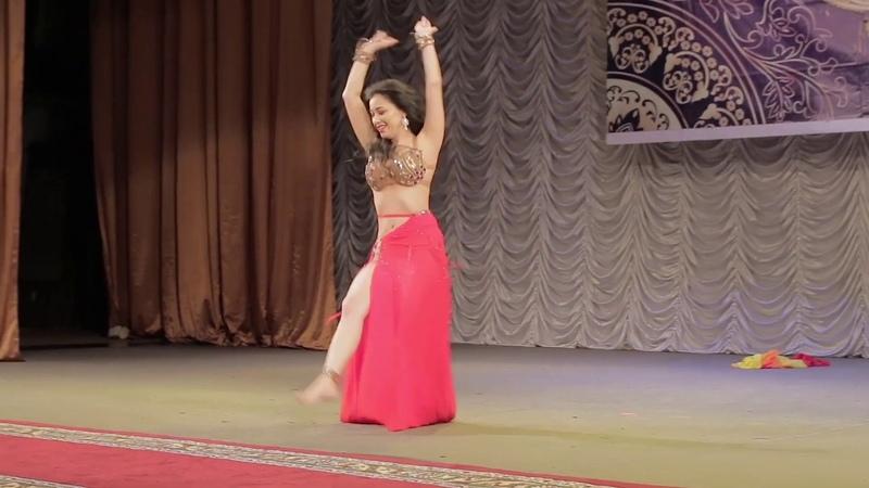 Indira Kassimova on INTIZAR CUP gala show! Mejanse