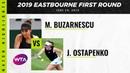 Jelena Ostapenko vs Mihaela Buzarnescu 2019 Eastbourne International First Round