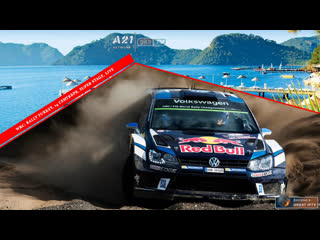 Wrc rally turkey, super stage, [545tv, a21 network]