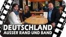 Deutschland außer Rand und Band BarCode mit Petra Paulsen Heiko Schrang und Katrin Nolte