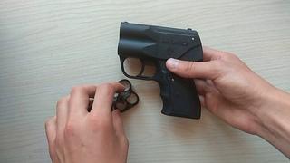Премьер-4 - обзор аэрозольного пистолета от интернет-магазина