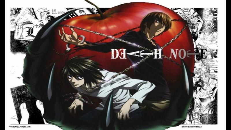 17- Death Note / Tedium( 退屈, Taikutsu ) by Yoshihisa Hirano Hideki Taniuchi
