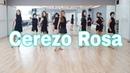 Cerezo Rosa Line Dance Improver Sally Hung