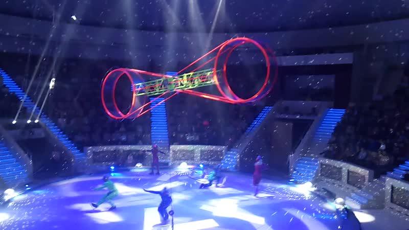 цирк на льду Айсберг Нижний Тагил