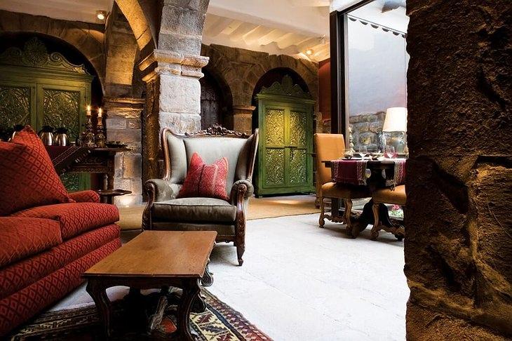 Лучшие отели мира от Soul Travel Inkaterra La Casona (Перу), изображение №2