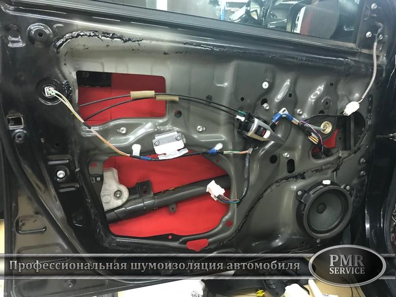 Шумоизоляция Toyota Corolla, изображение №6