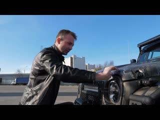 Зверский jeep wrangler «вандал» на 700 сил!