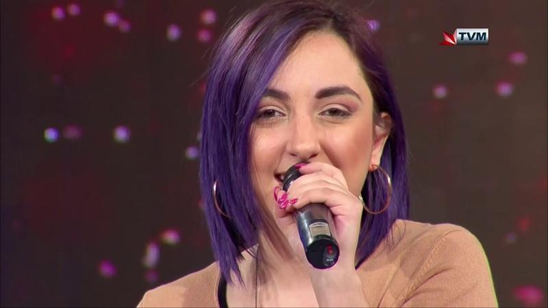 Sarah Micallef Muscat Isn't She Lovely on Hadd Ghalk 2018 19