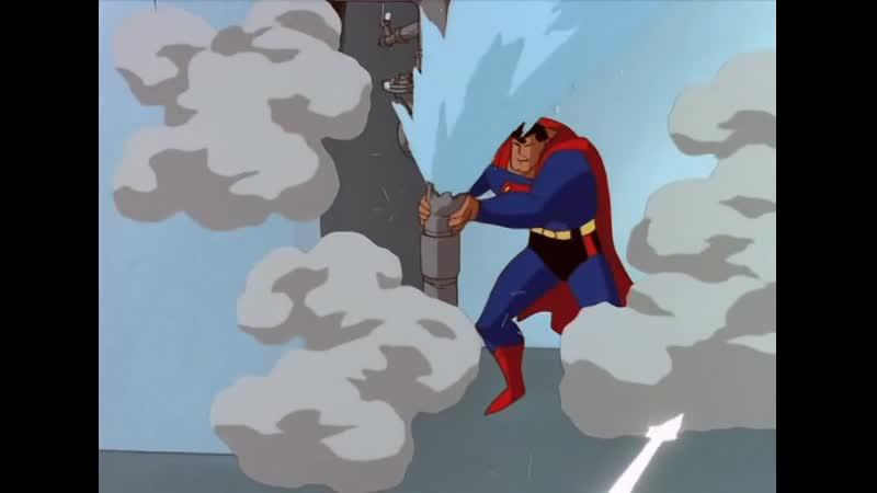 Сезон 02 Серия 11 Супермен 1996 2000 Superman Solar Power
