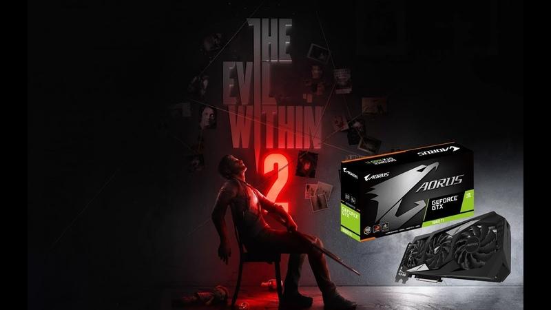 The Evil Within 2 i7 8700 GTX 1660 ti aorus