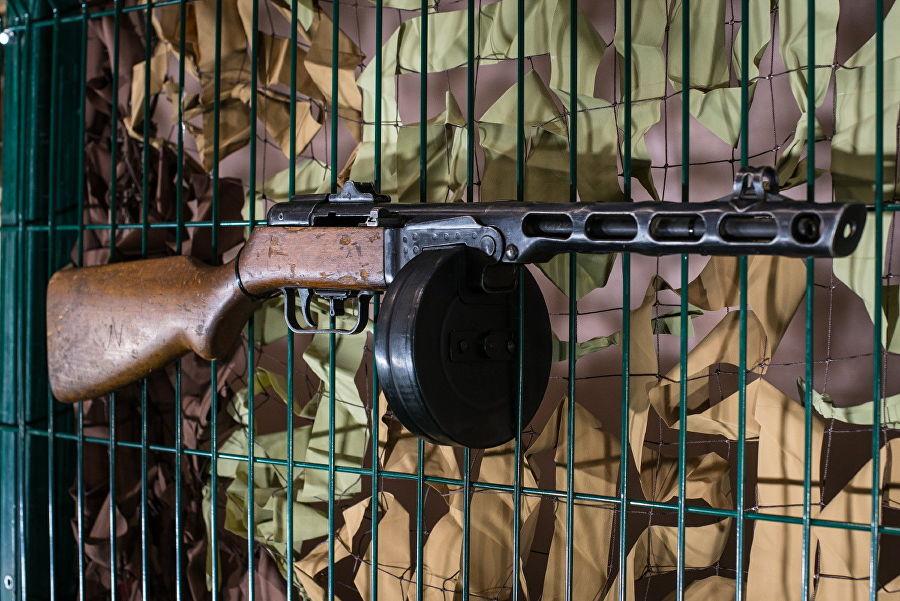 Трофеи из «песочницы»Репортаж c выставки вооружений сирийских боевиков, изображение №29
