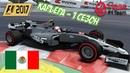 F1 2017 КАРЬЕРА 1 СЕЗОН - МЕКСИКА КВАЛИФИКАЦИЯ 39