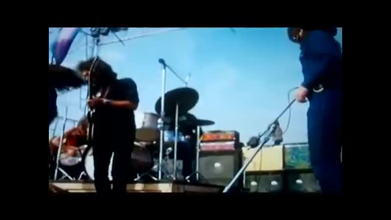 Jefferson Airplane at Altamont Festival, 6.12.1969