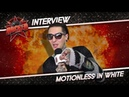 Motionless In White Talk Disguise Halloween Tattoos More Louder Than Life 2019 Rocked