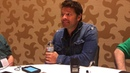Interview 1 with Supernatural's Misha Collins Comic Con 2019
