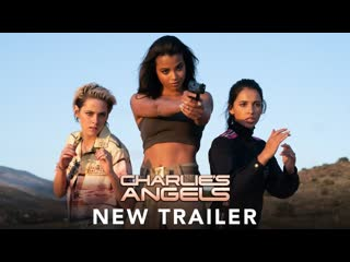 Charlie's angels — official trailer