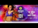 Zumba Fitness World Party SONGLIST MENU