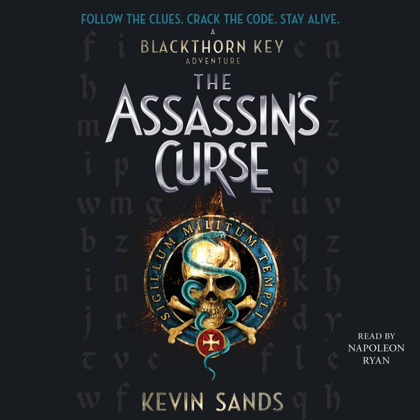 The Assassin's Curse (The Blackthorn Key, #3)