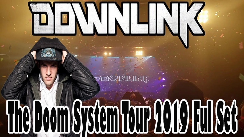 Downlink Live @ Doom System Tour 2019 Ritz Ybor Tampa