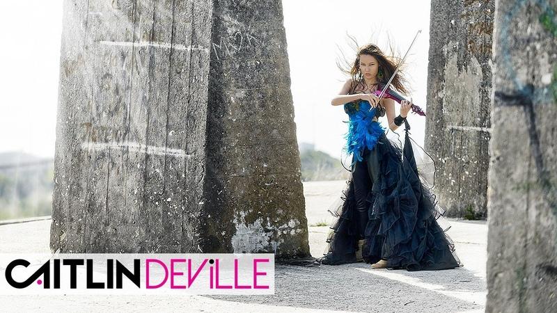Isis The Goddess Caitlin De Ville Electric Violin Original