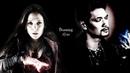 Magnus Bane Wanda Maximoff ll Burning Eyes