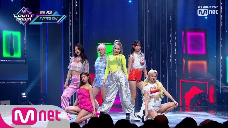 [EVERGLOW - You Dont Know Me] Comeback Stage | M COUNTDOWN 190822 EP.631