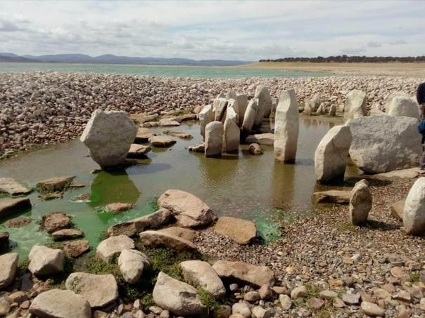 4000-летний испанский «Стоунхендж» стал доступен благодаря рекордной засухе