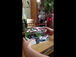 Семейный фотокубик-трансформер. Видео отзыв от наших счастливых клиентов.